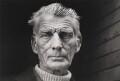 Samuel Beckett, by Jane Bown - NPG P373