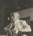 Sir Max Beerbohm, by Kay Bell Reynal - NPG P203