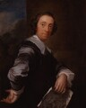 Richard Bentley, by John Giles Eccardt - NPG 5885