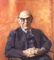 Sir Isaiah Berlin, by Sir Lawrence Gowing - NPG 5523