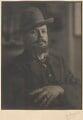 Sir Frank Brangwyn, by Emil Otto ('E.O.') Hoppé - NPG P172