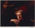 Anthony Burgess, by Denis Waugh - NPG P315