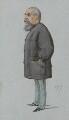 Sir Richard Francis Burton, by Carlo Pellegrini - NPG 5787