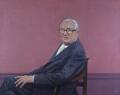 James Callaghan, by Bryan Organ - NPG 5550