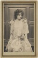 Mrs Patrick Campbell, by Frederick Hollyer - NPG P229