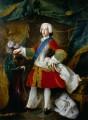 Prince Charles Edward Stuart, by Louis Gabriel Blanchet - NPG 5517