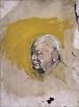 Winston Churchill, by Graham Vivian Sutherland - NPG 5331