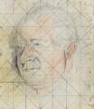Sir Charles Clore, by Graham Vivian Sutherland - NPG 6465