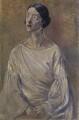 Harriet Cohen, by Clara Klinghoffer - NPG 5736