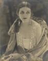 Dame Gladys Cooper, by Bertram Park - NPG P331