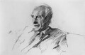 Francis Harry Compton Crick, by Howard James Morgan - NPG 5372