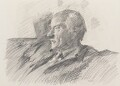 Francis Harry Compton Crick, by Howard James Morgan - NPG 5373