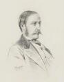 Dudley Charles Fitzgerald de Ros, 24th Baron de Ros, by Frederick Sargent - NPG 5641