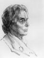 Ninette de Valois, by Zsuzsi Roboz - NPG 5426