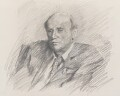 Paul Adrien Maurice Dirac, by Howard James Morgan - NPG 5371