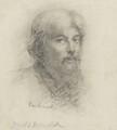 Arnold Dolmetsch, by Kathleen Browne - NPG 5378