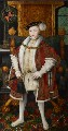 King Edward VI, by Workshop associated with 'Master John' - NPG 5511