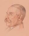 Sir Edward Elgar, Bt, by William Rothenstein - NPG 5707
