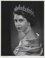 Queen Elizabeth II, by Yousuf Karsh - NPG P337
