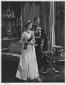 Queen Elizabeth II; Prince Philip, Duke of Edinburgh, by Yousuf Karsh - NPG P344