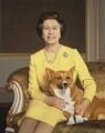 Queen Elizabeth II, by Michael Leonard - NPG 5861