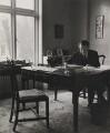 Hugh Todd Naylor Gaitskell, by Philippe Halsman - NPG P399