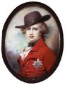 King George IV, by Richard Cosway - NPG 5890