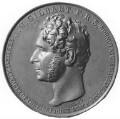 James William Gilbart, by William Joseph Taylor - NPG 5756