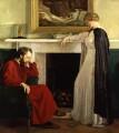 Eric Gill; Alice Mary (née Knewstub), Lady Rothenstein, by Sir William Rothenstein - NPG 5508