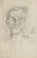 Graham Greene, by Feliks Topolski - NPG 5864