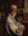 Maurice William Greiffenhagen, by Maurice William Greiffenhagen - NPG 5432