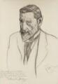 Sir (Henry) Rider Haggard, by Maurice William Greiffenhagen - NPG 5576