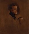 Charles Wood, 1st Viscount Halifax, by Sir George Hayter - NPG 5580