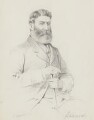 Henry Thynne Lascelles, 4th Earl of Harewood, by Frederick Sargent - NPG 5654