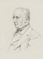 Dudley Ryder, 2nd Earl of Harrowby, by Frederick Sargent - NPG 5608