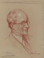 Sir Basil Henry Liddell Hart, by Juliet Pannett - NPG 5763