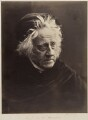 Sir John Frederick William Herschel, 1st Bt, by Julia Margaret Cameron - NPG P213