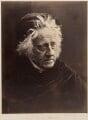 Sir John Frederick William Herschel, 1st Bt, by Julia Margaret Cameron - NPG P213