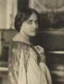 Dame Myra Hess, by Alice Boughton - NPG P207