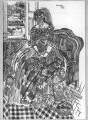 Eileen Joyce, by John Randall Bratby - NPG 5975