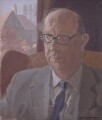 Philip Larkin, by Humphrey Ocean (Humphrey Anthony Erdeswick Butler-Bowdon) - NPG 5746