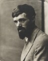 D.H. Lawrence, by Nickolas Muray - NPG P208