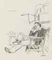 David Lean, by Sir David Low - NPG 5769