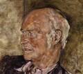 (Rudolph) John Frederick Lehmann, by (Arthur) Derek Hill - NPG 5985