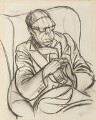 Wyndham Lewis, by Michael Ayrton - NPG 5995