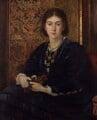 Caroline Blanche Elizabeth (née FitzRoy), Lady Lindsay, by Joseph Middleton Jopling - NPG 5401