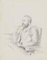 William Logsdail, by Walker Hodgson - NPG 5899