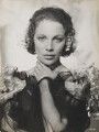 Tilly Losch, by Fred Daniels - NPG P388
