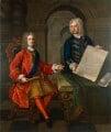 John Churchill, 1st Duke of Marlborough; John Armstrong, after Enoch Seeman - NPG 5318