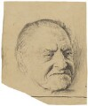 Somerset Maugham, by Graham Vivian Sutherland - NPG 5329
